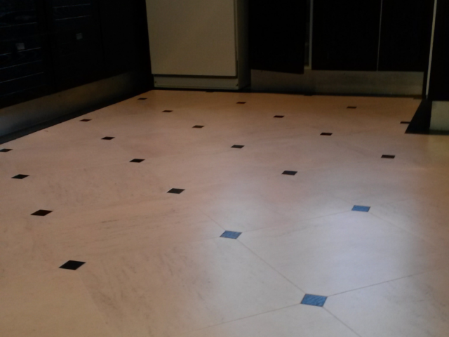Amtico Signature Honed Limestone with Key Squares