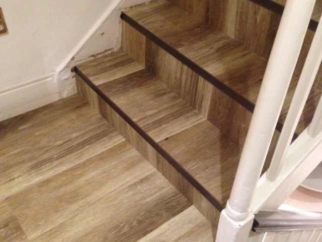 Amtico Signature Worn Oak in Notting Hill