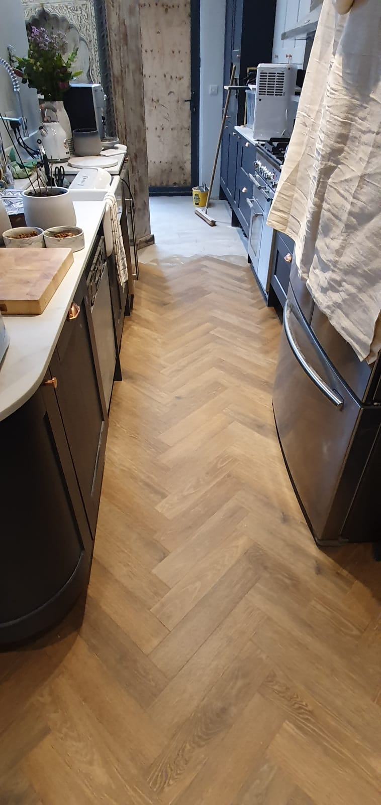 Amtico Spacia Traditional Oak in Camden 2