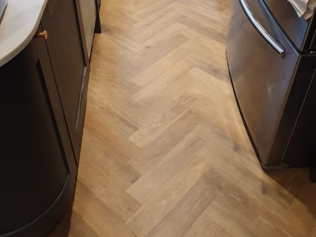Amtico Spacia Traditional Oak in Camden
