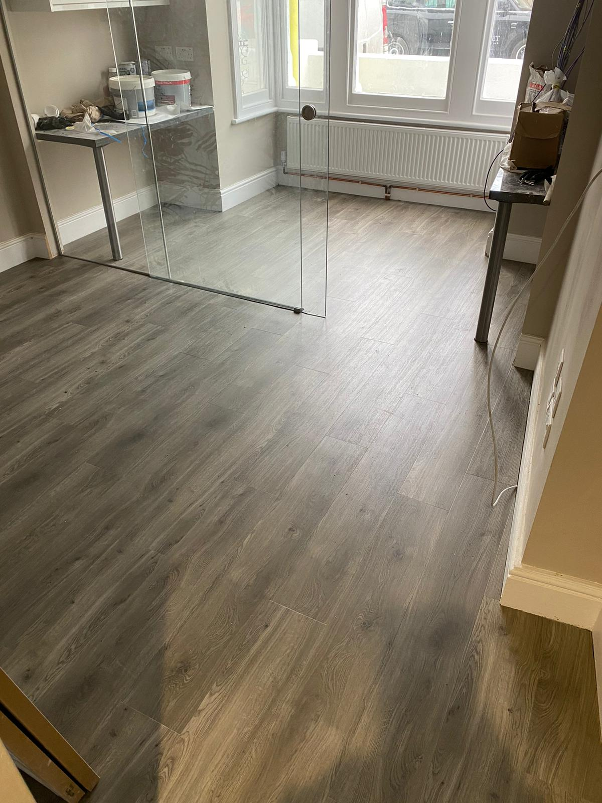 Amtico Spacia Weathered Oak Luxury Vinyl Flooring 4