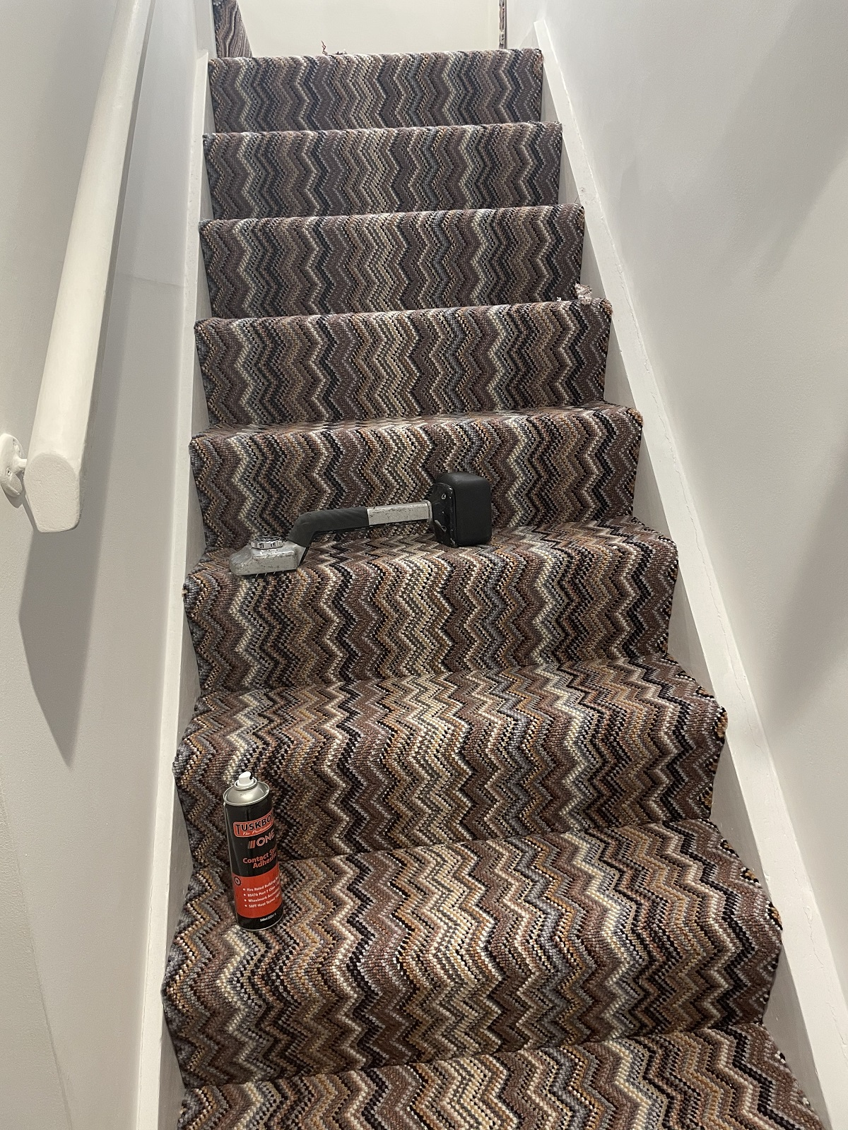 Crucial Trading Fabulous Topaz Wide Carpet in Fulham 3