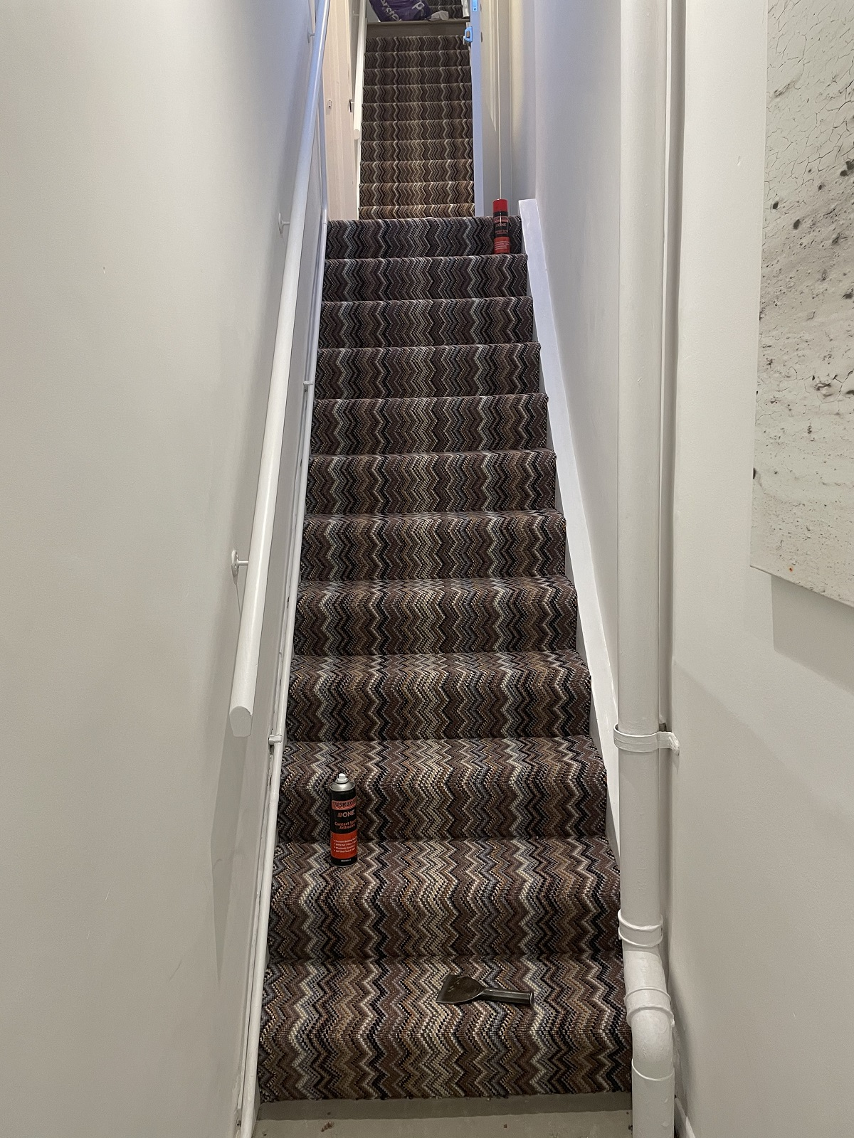 Crucial Trading Fabulous Topaz Wide Carpet in Fulham 5