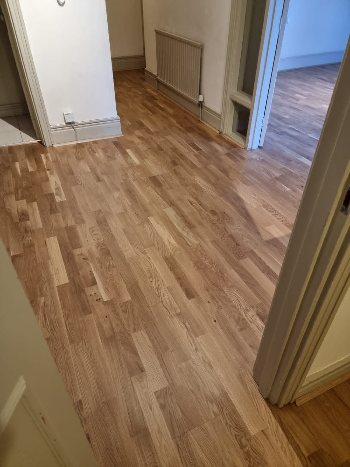 Holt Oak Wood Flooring Yardley in Lambeth 1