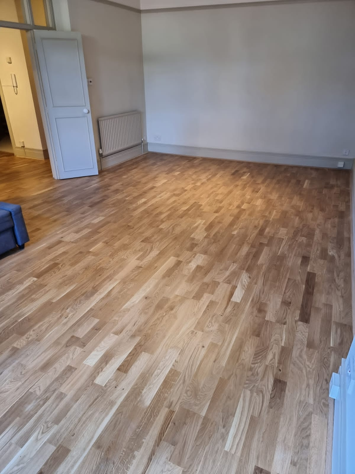 Holt Oak Wood Flooring Yardley in Lambeth 2