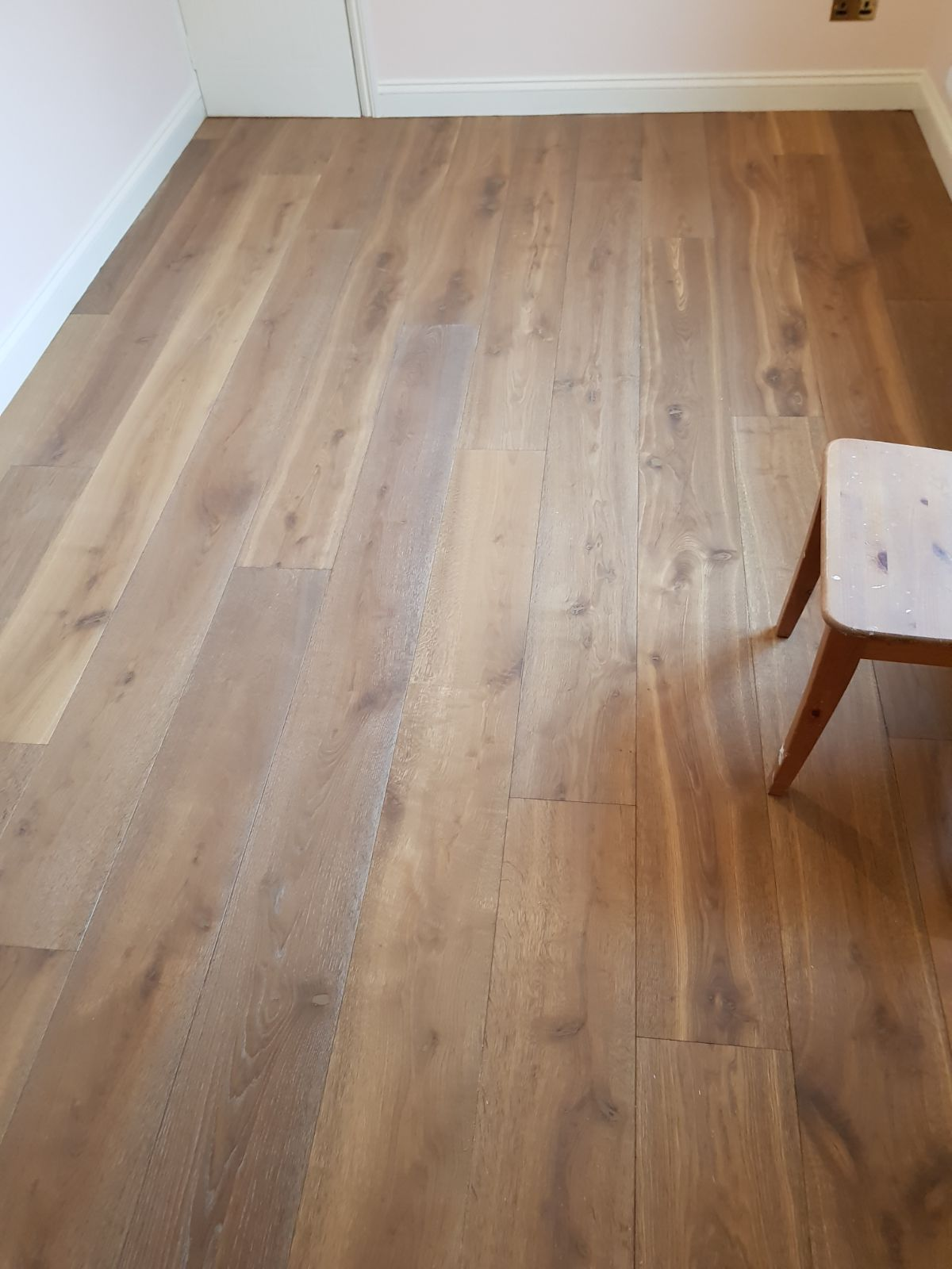 Staki Oak Tobacco Wood Flooring in Clapham 4