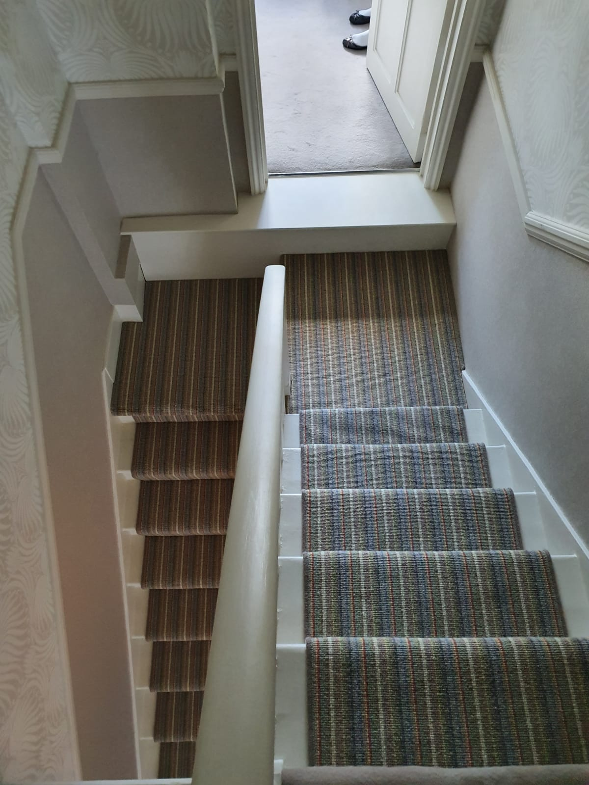 Crucial Trading Mississippi Multi Carpet in Mayfair 3