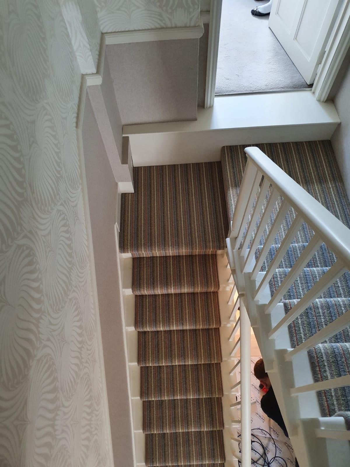 Crucial Trading Mississippi Multi Carpet in Mayfair 6