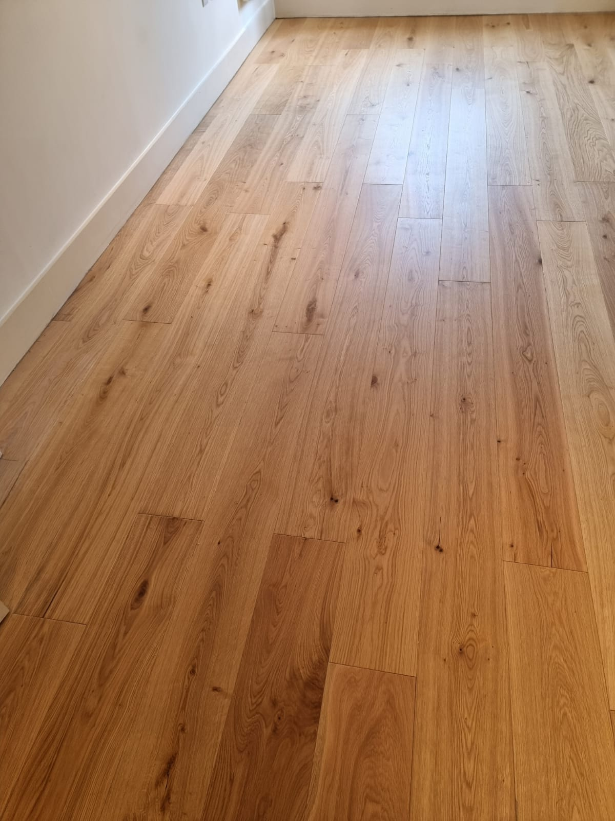 Xylo R22 Wood Flooring in Docklands 1