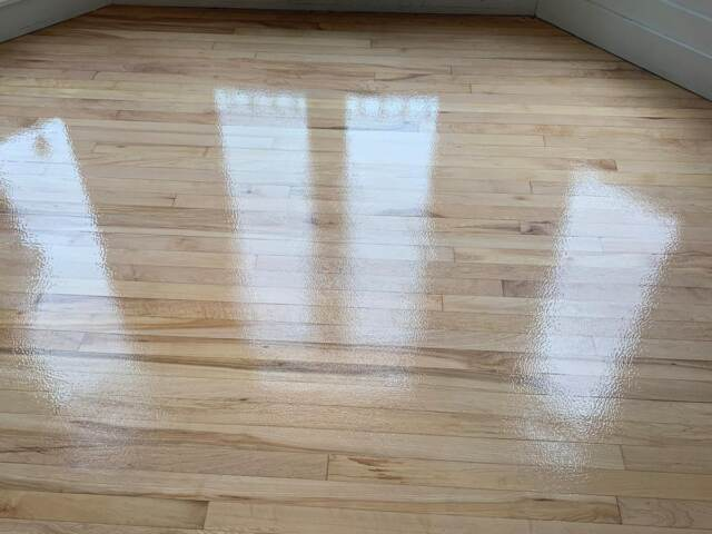 Sanding and Sealing Works In St John's Wood