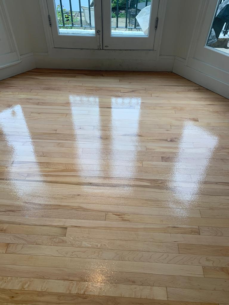 Sand & Seal Wooden Flooring In Pimlico 1