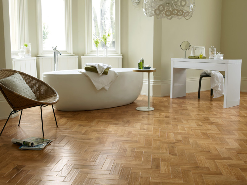 Karndean - Art Select Wood Flooring - AP01 Blond Oak