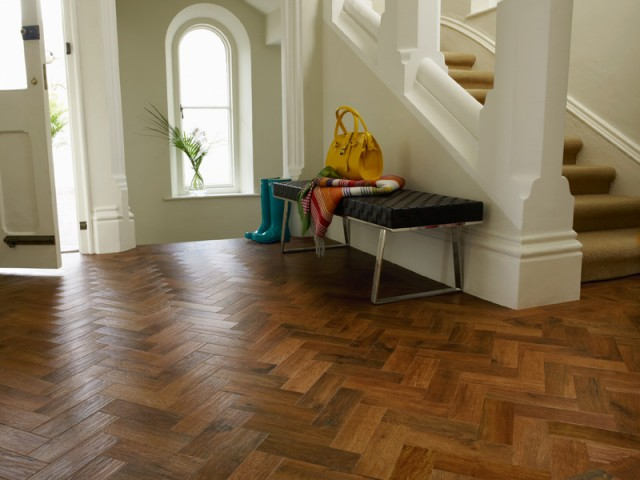 Karndean - Art Select Wood Flooring - AP02 Auburn Oak