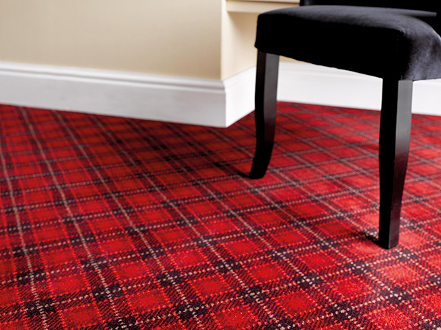 Adam Carpets - Marquette Plaid MP12