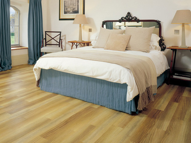 Amtico Blonde Oak