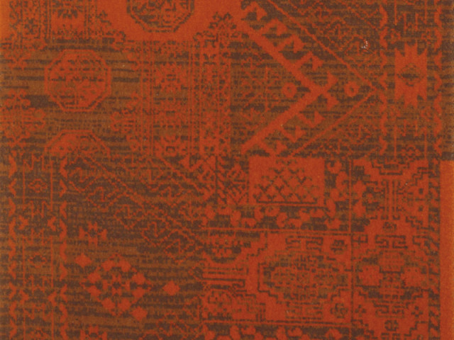 Louis De Poortere Carpets - Antic Washed Orange