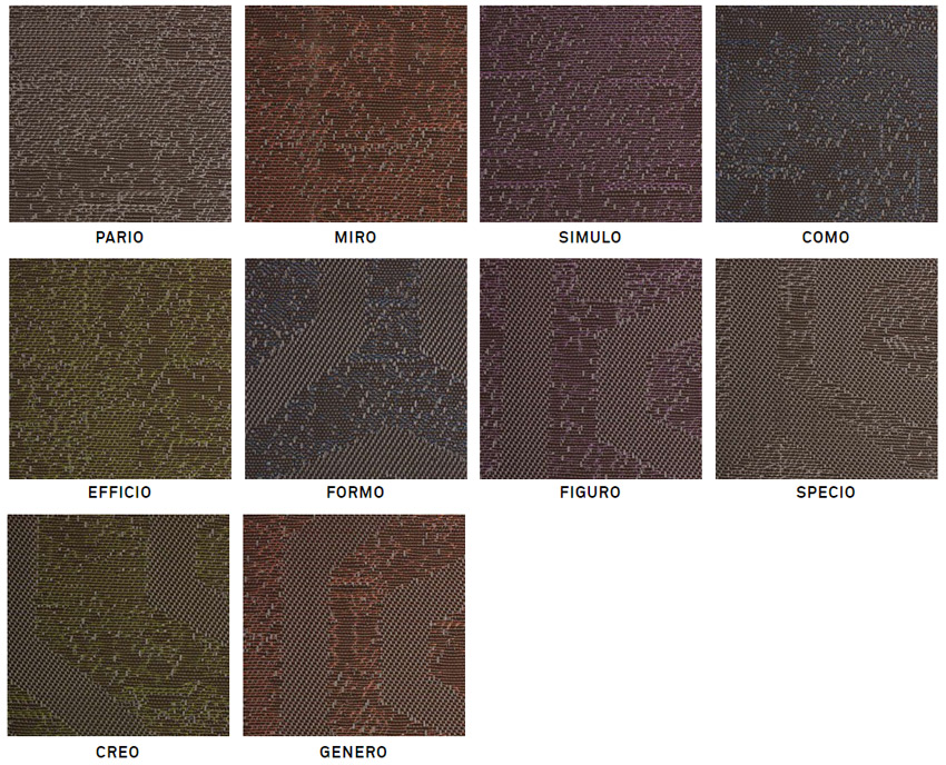 Bolon Carpets - Create variants