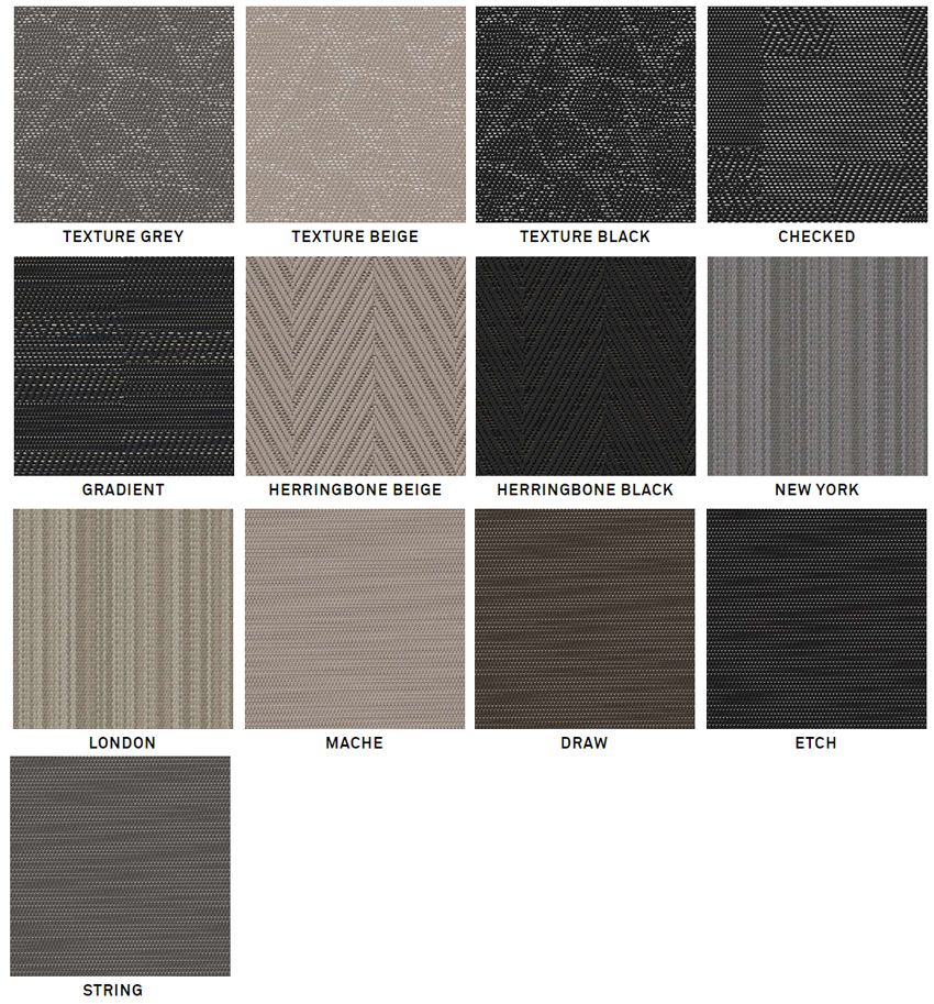 Bolon Carpets - Graphic variants