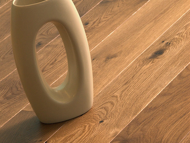 Brooks Bros Wood Flooring - M2003 Blenheim Smoked Oil