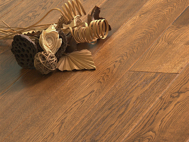 Brooks Bros Wood Flooring - M2004 Blenheim HS Stained LAC