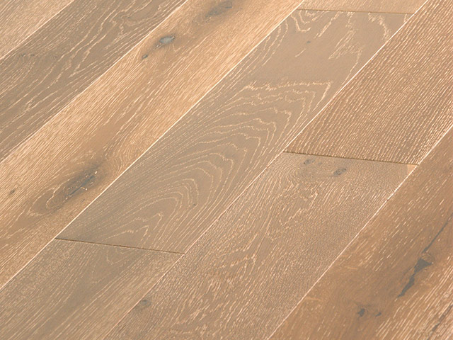 Brooks Bros Wood Flooring - M2012 Blenheim Smoked Limewash