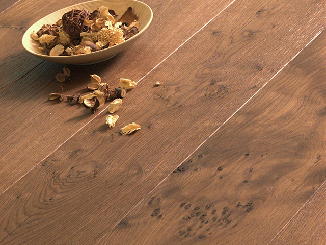 Brooks Bros Wood Flooring - M3001 Di Lusso Smoked