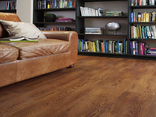 Amtico – Brown Oak