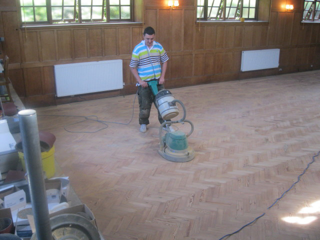 Central-Hall-03-sanding