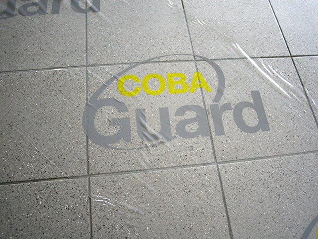 Coba Flooring - Guard - Hard Floor