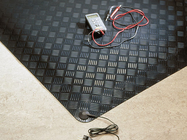 Coba Flooring - ESD Mats & Equipment - Senso Dial