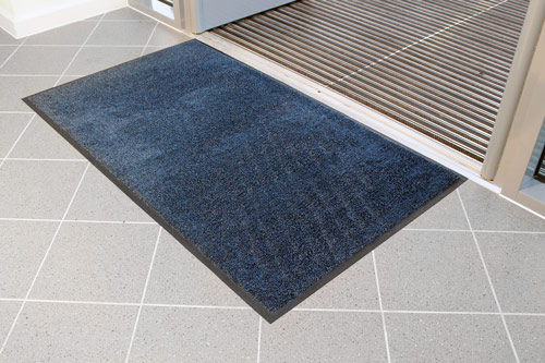 Entrance Mats - Coba Wash - Blue