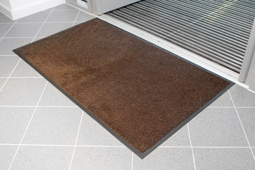 Entrance Mats - Coba Wash - Brown