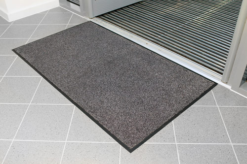 Entrance Mats - Coba Wash - Grey