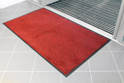 Entrance Mats - Coba Wash - Red