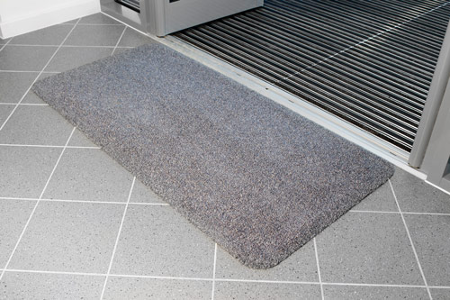 Entrance Mats - Dirt Trapper - Azure