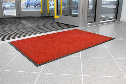 Coba Flooring - Entrance Mats - Easy Clean - Terracotta 4