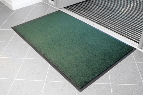 Entrance Mats - Enrta Plush - Green