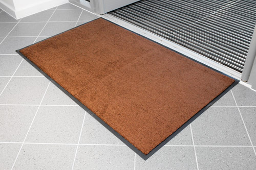 Entrance Mats - Entra Plush - Brown