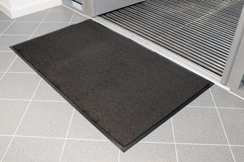 Entrance Mats - Entra Plush - Grey