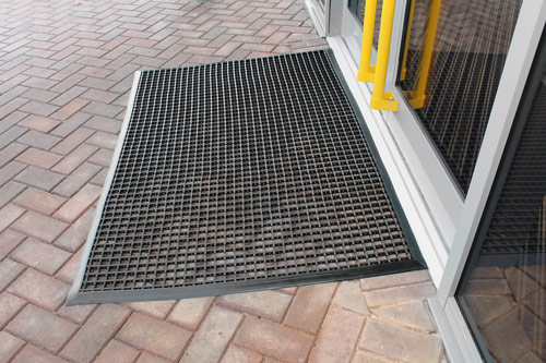 Entrance Mats - Entramat - Black