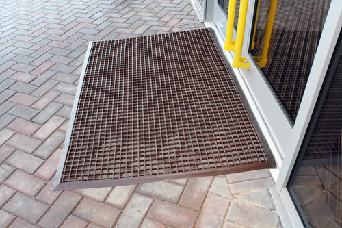 Entrance Mats - Entramat - Brown