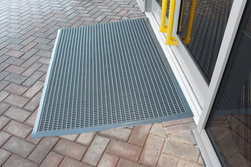 Entrance Mats - Entramat - Grey