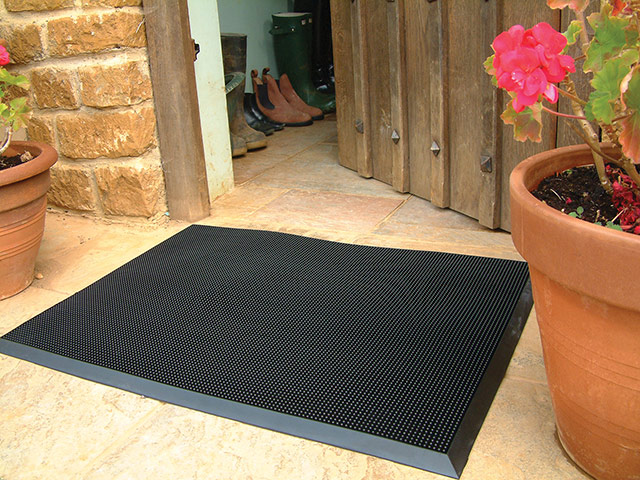 Coba Flooring - Entrance Mats - Fingertip