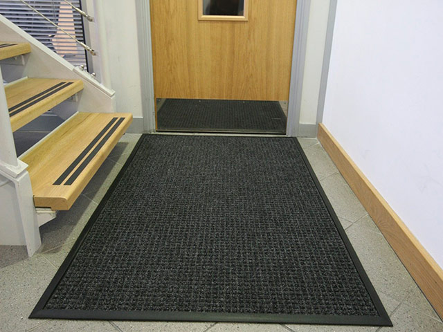 Coba Flooring - Entrance Mats - Superdry Black