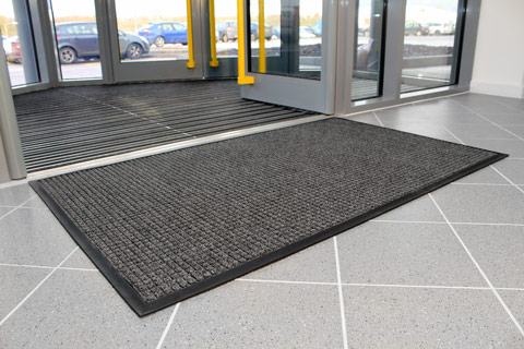 Entrance Mats - Superdry - Grey