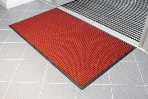 Entrance Mats - Superdry - Red