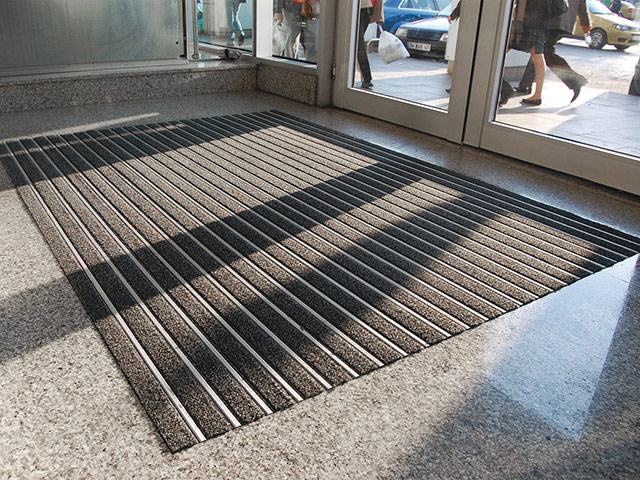 Coba Flooring - Entrance Matting Systems - PathMaster Fitted