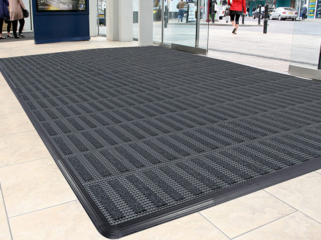 Coba Flooring - Entrance Matting Systems - Premier Surface