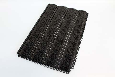 Coba Flooring - Entrance Matting Systems - Premier Track - Alba Anthracite