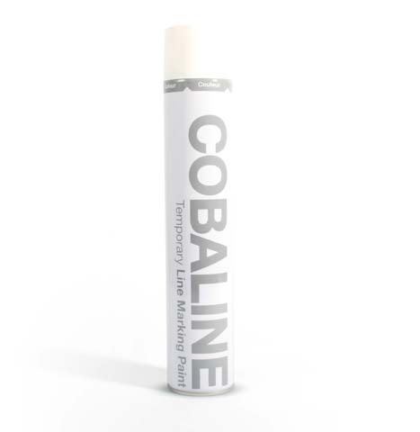 Floor Tape & Paint - COBAline Temp White